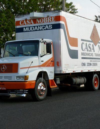 Caminhão da Casa Nobre